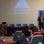 Yeditepe Üniversitesi Söyleşi ve İmza Günü