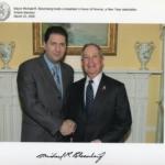 Micheal R. Bloomberg ile Yeni Yıl Resepsiyonu