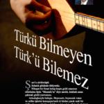 Türkü Bilmeyen Türk'ü Bilemez.